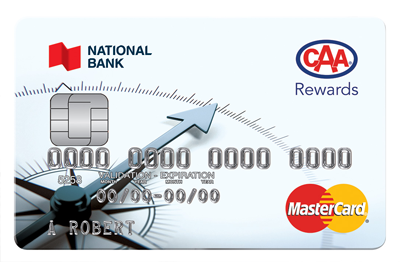 National Bank CAA Rewards