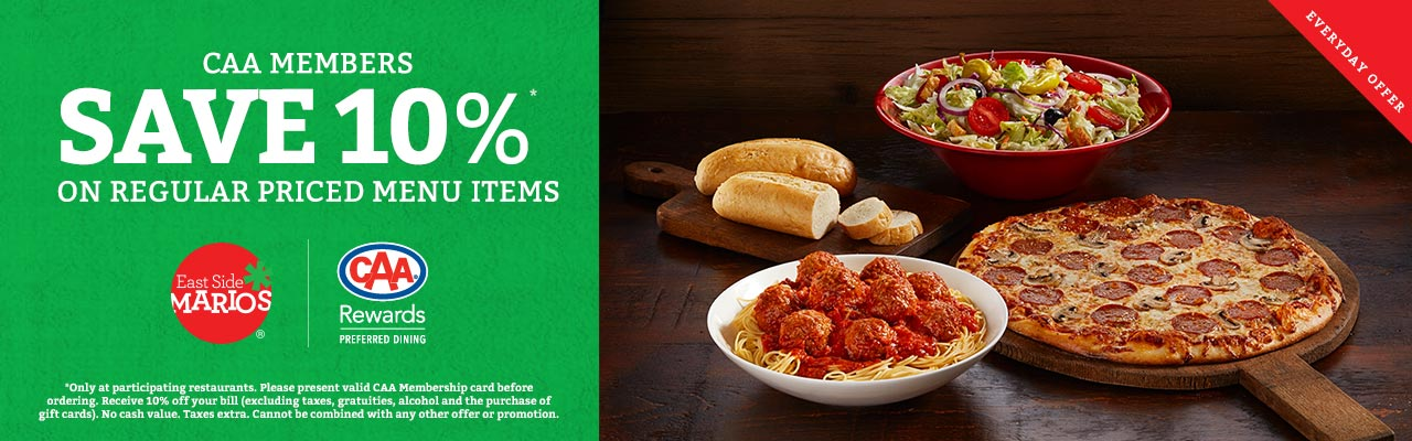 SAVE 10% on your order.