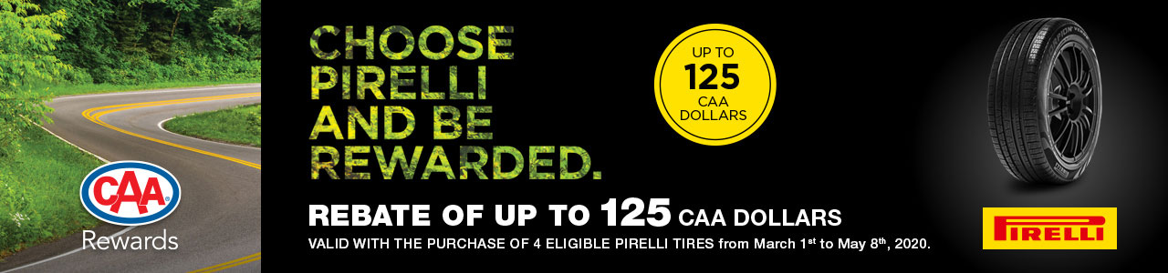 Earn up to 125 CAA Dollars!
