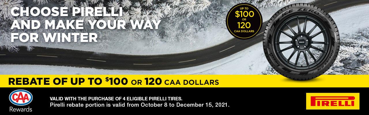 EARN up to 120 CAA Dollars