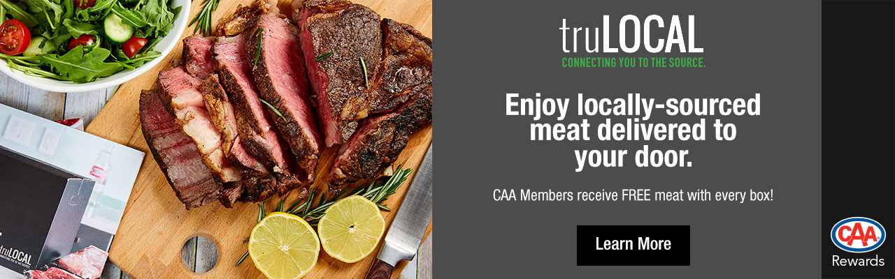 Members receive FREE meat with every regular box!
