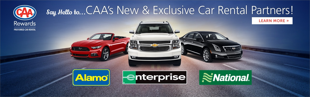 CAA Members receive exclusive pricing, bonus options and earn up to 10 CAA Dollars.