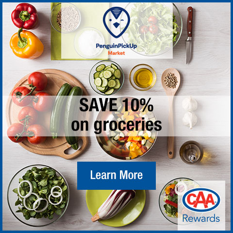 Save 10% on groceries at PenguinPickUp Market