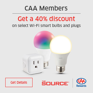 Get a 40% discount on select wi-fi smart bulbs and plugs